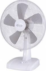 Ventilator Argo Ginger 50W 3 viteze Timer Alb Ventilatoare