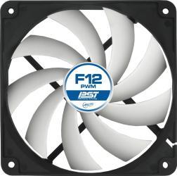 Ventilator carcasa Arctic Cooling F12 PWM PST 120mm Ventilatoare Carcasa