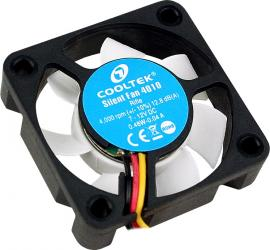 Ventilator carcasa Cooltek Silent Fan 4010