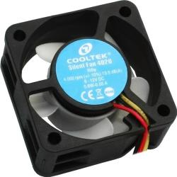 Ventilator carcasa Cooltek Silent Fan 4020