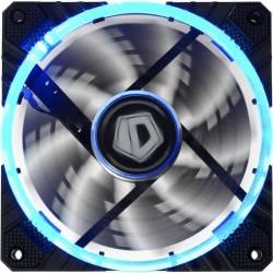 Ventilator carcasa ID-Cooling CF-12025-B 120mm Blue LED Ventilatoare Carcasa