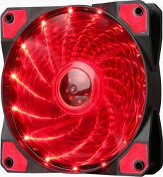 Ventilator Carcasa Marvo FN-10 120mm RED LED Ventilatoare Carcasa