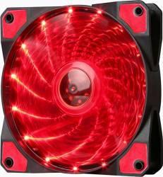 Ventilator Carcasa Marvo FN-10 120mm RED LED Ventilatoare Carcasa