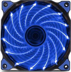Ventilator Carcasa Segotep Polar Wind 120mm Blue Ventilatoare Carcasa