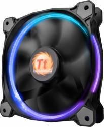 Ventilator Carcasa Thermaltake Riing 12 RGB 120mm three pack Ventilatoare Carcasa