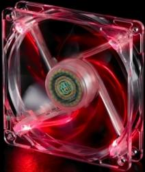 Ventilator Cooler Master cu Led Rosu 120mm ventilatoare carcasa