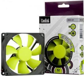 Ventilator Coolink SWiF2-80L 80mm Ventilatoare Carcasa