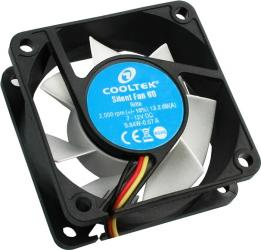 Ventilator Cooltek Silent Fan 60mm Ventilatoare Carcasa