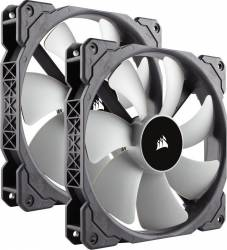 Ventilator Corsair Air Series ML120 Magnetic Levitation 120mm PWM Dual Pack Ventilatoare Carcasa