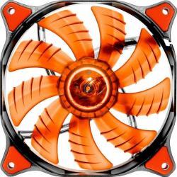 Ventilator Cougar Dual-X Red LED CF-D14HB-R 140mm Ventilatoare Carcasa