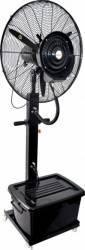 Ventilator cu apa Vortex VO4211 3 viteze 160W Protectie antivegetativa Negru Ventilatoare