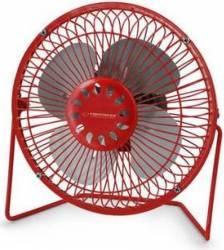 Ventilator de birou Esperanza EA149R 2.5W Rosu Ventilatoare