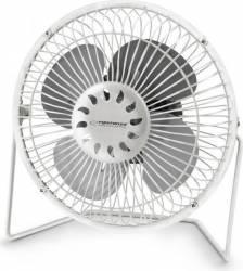Ventilator de birou Esperanza EA149W, 2.5W Alb Ventilatoare