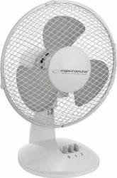 Ventilator de birou Esperanza EHF004WE 30W Alb Ventilatoare