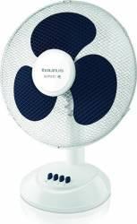 Ventilator de birou Taurus Alpatec 16 41W 3 viteze Sistem de oscilare Alb Ventilatoare