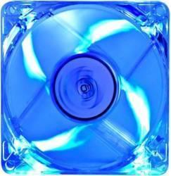 Ventilator DeepCool XFan 80mm LED Albastru Ventilatoare Carcasa