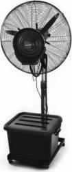 Ventilator industrial cu pulverizare apa Orion OIF-SM626 230W 3 viteze Capacitate 36L Negru Ventilatoare