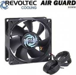 Ventilator Revoltec AirGuard 80 mm