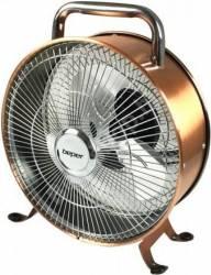 Ventilator tip tun Beper VE.450 15W 2 trepte de viteza Aspect Retro Bronz Ventilatoare