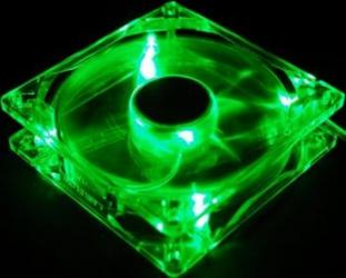Ventilator Zalman zm-f3-gl 120mm Green Ventilatoare Carcasa