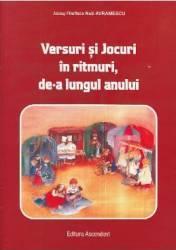 Versuri si jocuri in ritmuri de-a lungul anului - Filofteia Nuti Avramescu