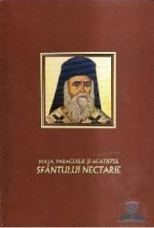 Viata paraclisul si acatistul Sfantului nectarie