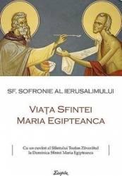 Viata Sfintei Maria Egipteanca - Sofronie al Ierusalimului