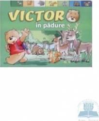 Victor in padure