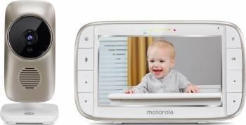 Videofon digital + Wi-Fi MBP845 Connect Motorola Monitorizare bebelusi