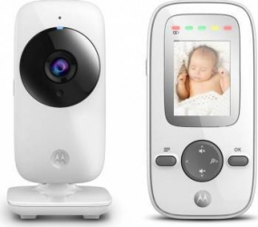 Videofon Digital Motorola MBP481 Monitorizare bebelusi