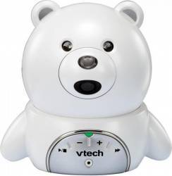 Videofon Digital Ursulet Vtech BM4200 Alb Monitorizare bebelusi