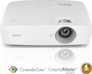 Videoproiector BenQ W1090 Full HD 1080p CinematicColor's Rec.709 Resigilat video proiectoare
