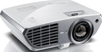 Videoproiector BenQ W1300 Open Box Bonus Adaptor Wireless Benq QCast