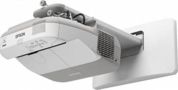 Videoproiector Epson EB-670 XGA 3100 lumeni Alb Video Proiectoare
