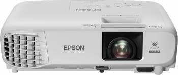Videoproiector Epson EB-U05 Full HD 3400 lumeni Alb Video Proiectoare