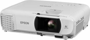 Videoproiector Epson EH-TW610 Full HD 3000 lumeni WLAN Alb Video Proiectoare