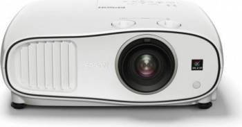 Videoproiector Epson EH-TW6700 1080p 3000 lumeni Alb Video Proiectoare