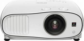 Videoproiector Epson EH-TW6700W 1080p 3000 lumeni Alb Video Proiectoare