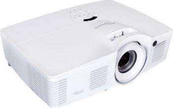 Videoproiector Optoma DH401 1080p 4000 lumeni Alb Video Proiectoare
