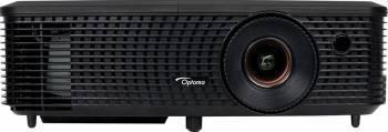 Videoproiector Optoma W330 WVGA 3000 lumeni Negru Video Proiectoare