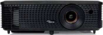 Videoproiector Optoma W340 WXGA 3400 lumeni Negru Video Proiectoare