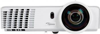 Videoproiector Optoma X305ST XGA 3000 lumeni Alb Video Proiectoare