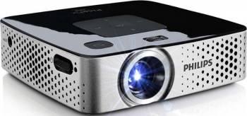 Videoproiector Philips PicoPix PPX3417W FWVGA 170 lumeni Video Proiectoare