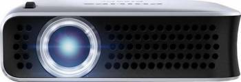Videoproiector Philips PicoPix PPX4010 FWVGA 100 lumeni Video Proiectoare