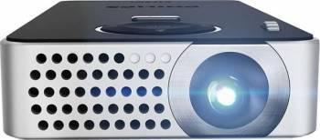Videoproiector Philips PicoPix PPX4350 nHD 50 lumeni Video Proiectoare