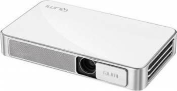 Viodeoproiector Vivitek QUMI Q3 Plus HDMI 500 lumeni Alb Video Proiectoare