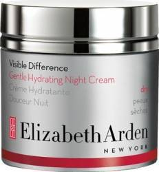 Crema de noapte Elizabeth Arden Visible Difference Gentle Hydrating - Dry Skin Creme si demachiante