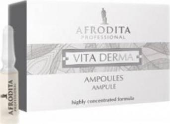 Tratament facial Cosmetica Afrodita Vita Derma Acne Tratamente, serumuri