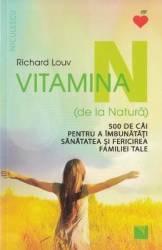 Vitamina N de la Natura - Richard Louv