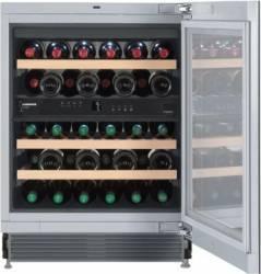 Vitrina frigorifica incorporabila Liebherr Premium UWT 1682 Clasa A 34 sticle Filtru carbon Comenzi Touch TipOpen Frigidere Combine Frigorifice